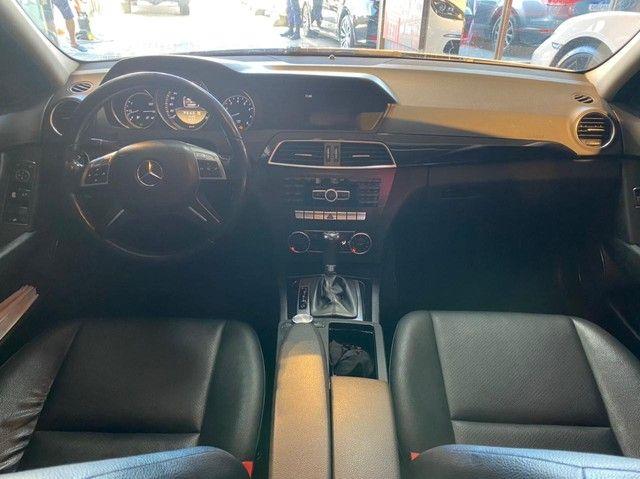 Mercedes C180 2012 Sport, impecável, Configuração Linda - Foto 9