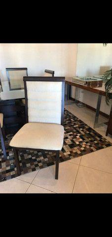 Cadeiras mesa de jantar R$ 90 CADA - Foto 2