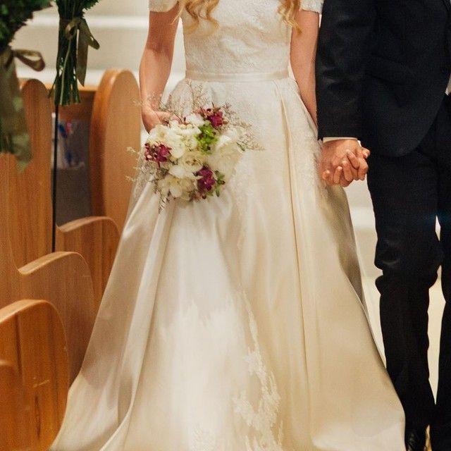 Vestido de noiva - marca espanhola Pronovias! - Foto 4