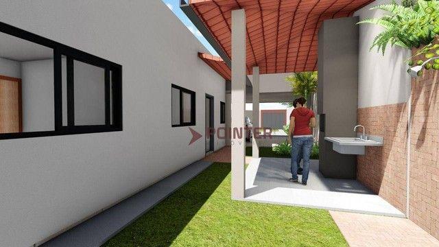 Casa à venda, 150 m² por R$ 280.000,00 - Parque São Jorge - Aparecida de Goiânia/GO - Foto 6