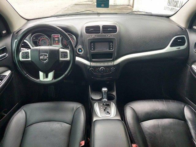 JOURNEY 2011/2012 3.6 RT V6 GASOLINA 4P AUTOMÁTICO - Foto 6