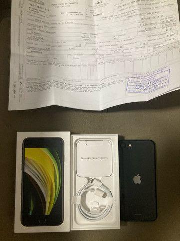 iPhone SE 2geracao 64gb zerado