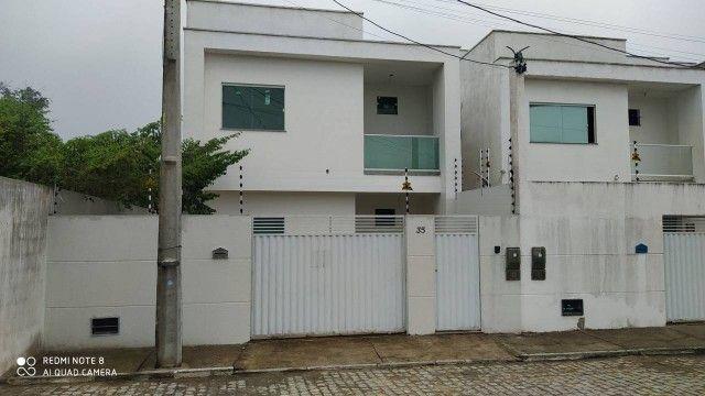 Casa para venda possui 100 metros quadrados com 3 quartos em Conceição - Feira de Santana  - Foto 2