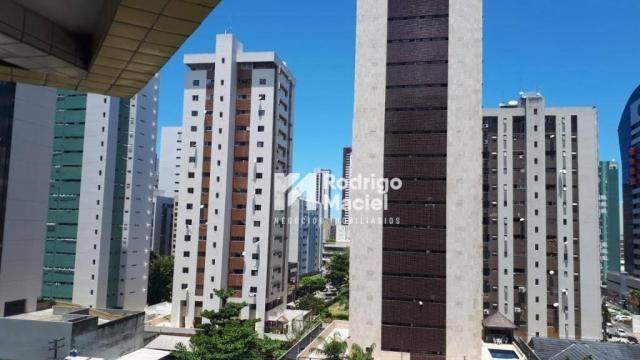 Apartamento com 2 quartos para alugar, R$2100,00 Tudo - Boa Viagem - Recife/PE - Foto 2