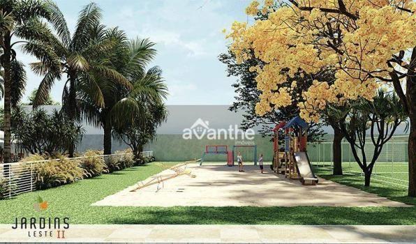 Apartamento com 3 dormitórios à venda, 59 m² por R$ 212.000 - Vale Quem Tem Zona Leste- Te - Foto 5