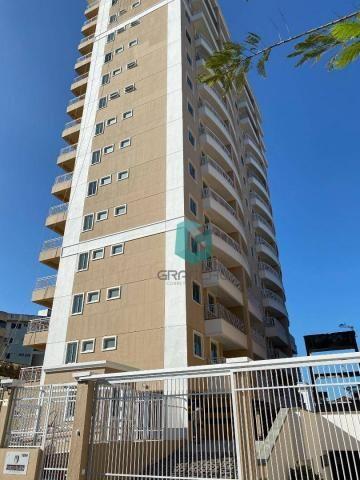 Apartamento na Jacarecanga com 3 dormitórios à venda, 70 m² por R$ 465.000 - Fortaleza/CE