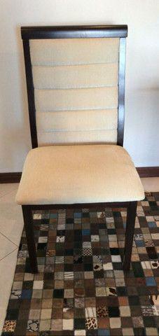 Cadeiras mesa de jantar R$ 90 CADA - Foto 3
