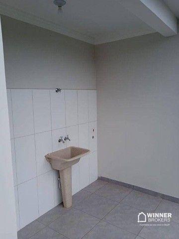 Casa com 2 dormitórios à venda, 64 m² por R$ 250.000 - Portal das Torres - Maringá/Paraná - Foto 8