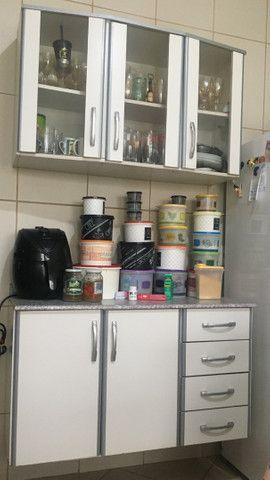 Armário de cozinha em ótimo estado - Foto 6