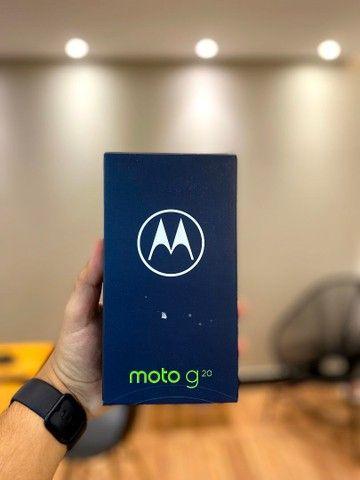 Oferta Melhor preço do Brasil - Moto G 20 64 - Foto 2