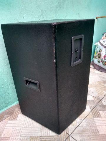 Caixa passiva falante de 15  - Foto 2