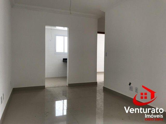 Área Privativa 02 Quartos, 01 Vaga, Elevador - São João Batista - Foto 2