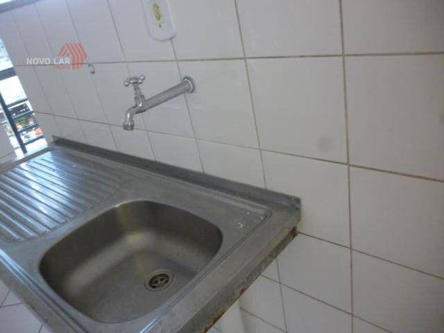 Apartamento com 1 dormitório para alugar por R$ 1.000,00/mês - Pedreira - Belém/PA - Foto 16