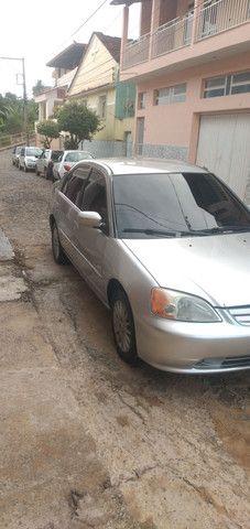 Honda Civic, vendo ou troco - Foto 4