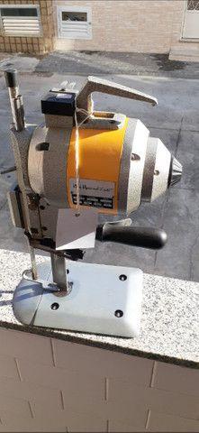 Máquina de corte de tecido barata
