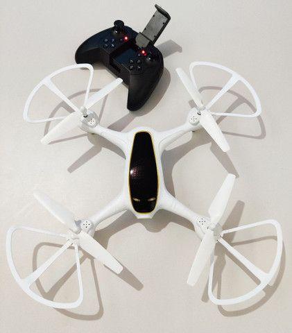 10X Sem Juros Drone 3837 com câmera HD wi-fi FPV - Foto 5