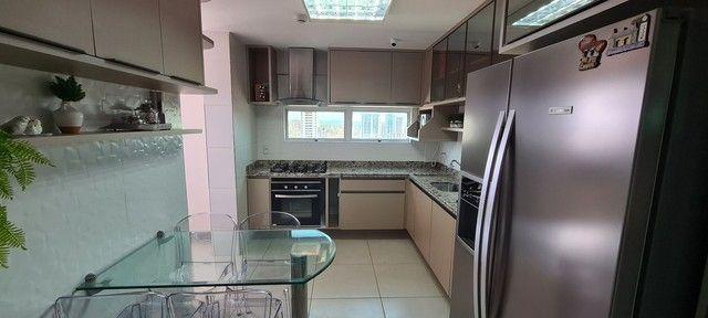 Excelente Apartamento Andar Alto com 3 suítes 141 m2 Lagoa Nova  - Foto 7