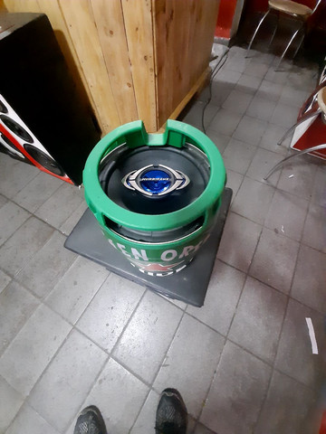 Caixa som Heineken com bluetooth $$$499 reais  - Foto 4