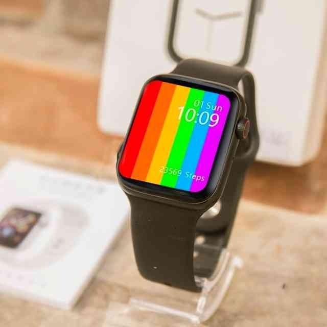 Smartwatch Digital (Iwo W26 / Tela Infinita) Produto Original - Frete Grátis! - Foto 2