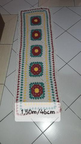 Passadeiras de croche - Foto 2