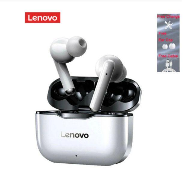 Fone De Ouvido Lenovo LP1 TWS Bluetooth - Lacrado