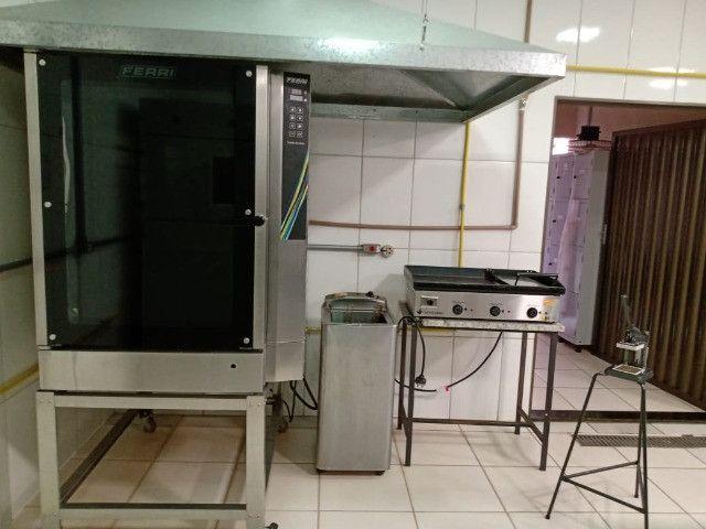 Móveis e Equipamentos para Restaurante e Padaria - Foto 2