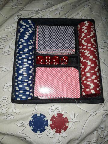 Jogo de poker 50 reais