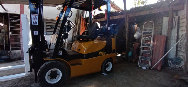 Empilhadeira YALLE 2008 - 47.800,00 (8 1 9 8 9 1 0 5 - 8 3 8 4 - ZAP)!<br> - Foto 6