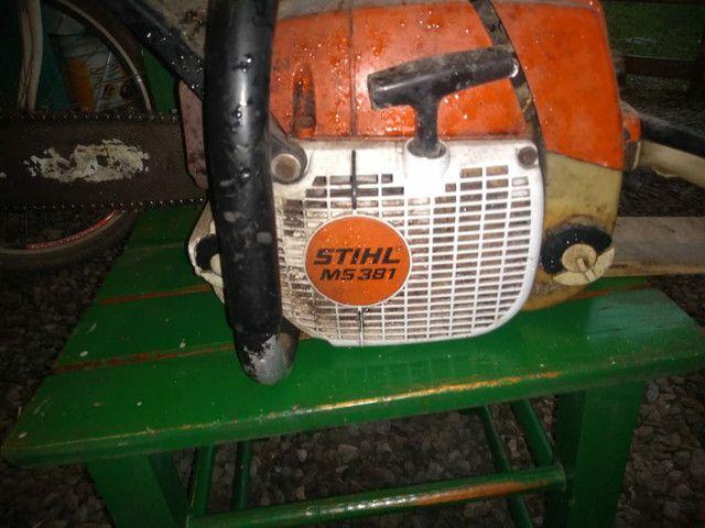 Motosserra STIHL MS 381 - Foto 3