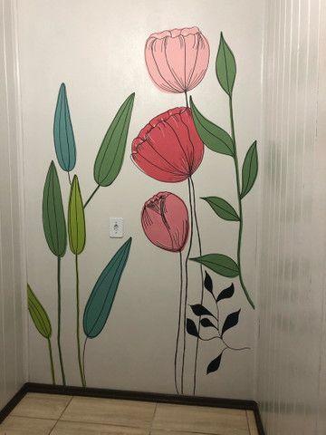 Pintura em parede - Foto 5