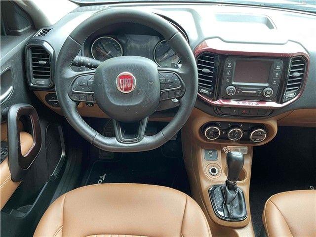Fiat Toro 2017 1.8 16v evo flex freedom open edition automático - Foto 9