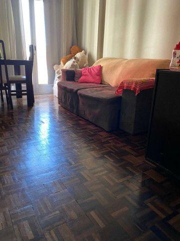 Vendo apartamento 1 dormitório mobiliado quadra mar de Balneário Camboriú SC  - Foto 2