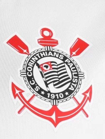 Camisa Corinthians Nike 20/21 - Foto 3