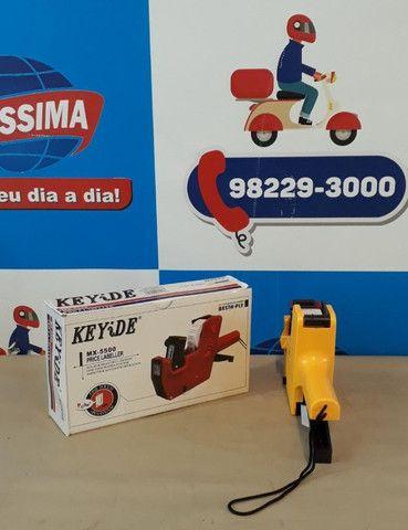 Etiquetadora de Preço c/8 Dígitos ? Entrega grátis - Foto 5