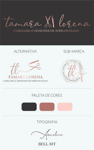 Logomarca - Identidade Visual - Foto 2