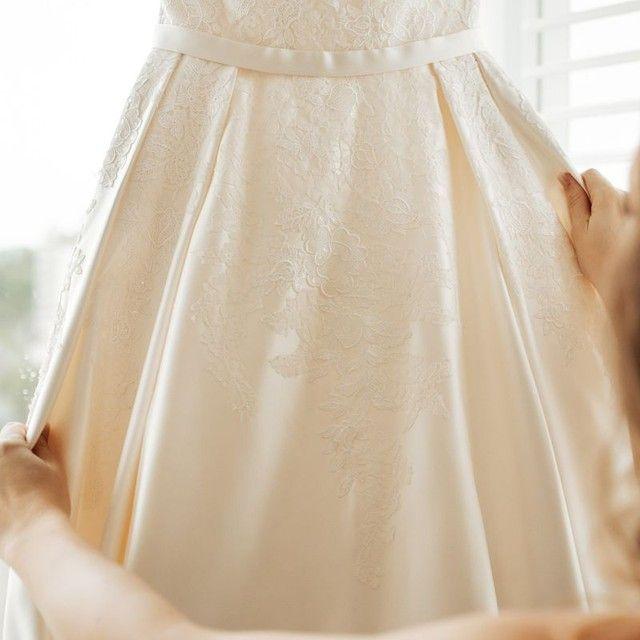 Vestido de noiva - marca espanhola Pronovias! - Foto 3