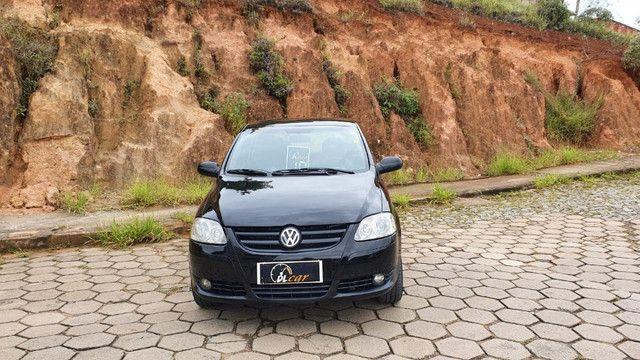 VW Fox G1 1.0 Preto Completo (-Ar) - Foto 8