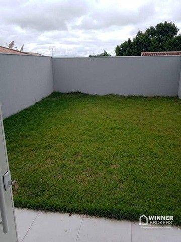 Casa com 2 dormitórios à venda, 64 m² por R$ 250.000 - Portal das Torres - Maringá/Paraná - Foto 9