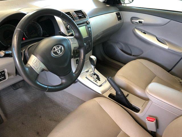 Toyota Corolla XEI 2.0 Flex 2014 - Foto 8