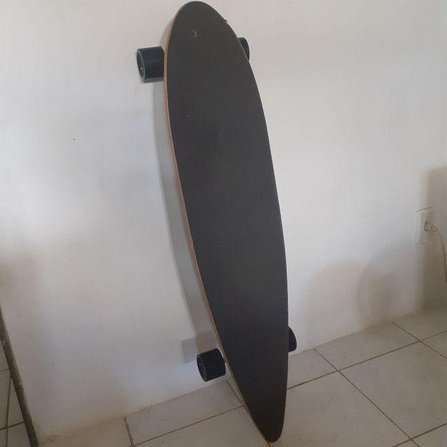 Vendo longboard novíssimo - Foto 4