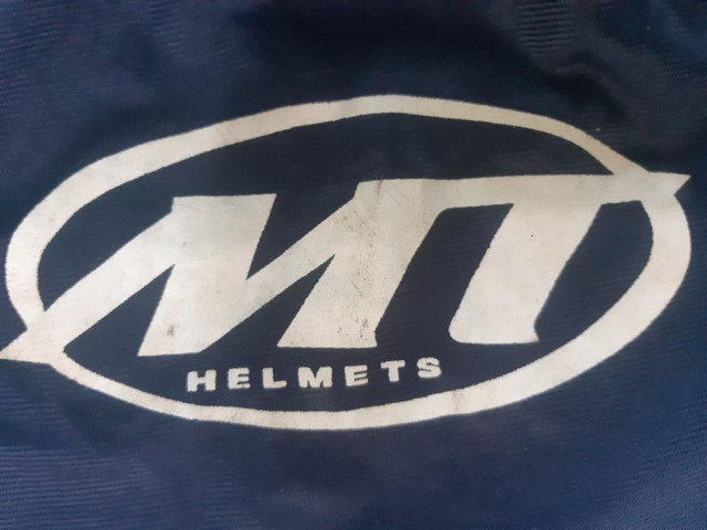 Capa saco bolsa sacola para Capacete MT Helmet  - Foto 2