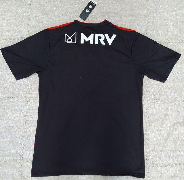 Camisa Flamengo Adidas 2021 Original Importada Entrego - Foto 6