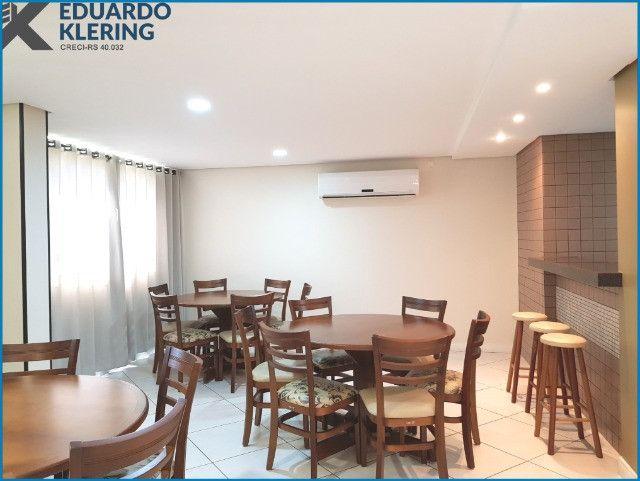 Apartamento com 2 dormitórios, 2 vagas, sacada com churrasqueira, Esteio-RS - Foto 19