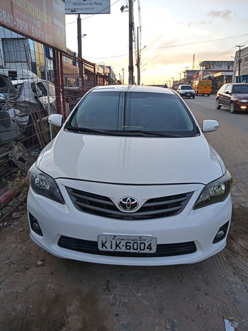 Corolla 2014 Automático