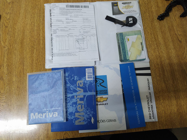Meriva 1.4 Maxx 2011 Completa - Foto 4