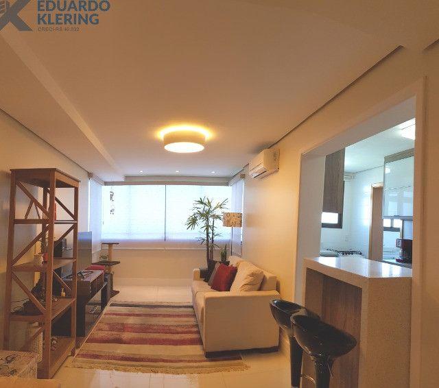 Apartamento com 2 dormitórios, 2 vagas, churrasqueira, no Jardins da Figueira (Esteio-RS)