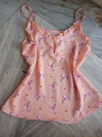 Combo de roupas FEMININAS semi novas
