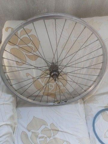 Jante de bike alumínio - Foto 2