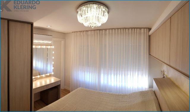 Apartamento com 3 dormitórios, 2 vagas, sacada com churrasqueira, infra completa, Dubai - Foto 6