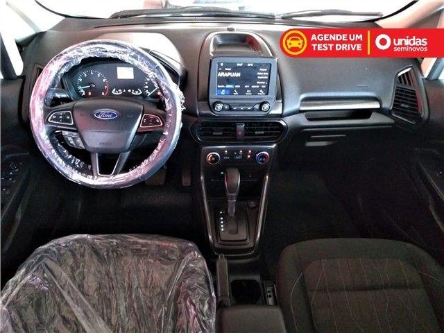 Ford Ecosport 2020 1.5 ti-vct flex se automático - Foto 7